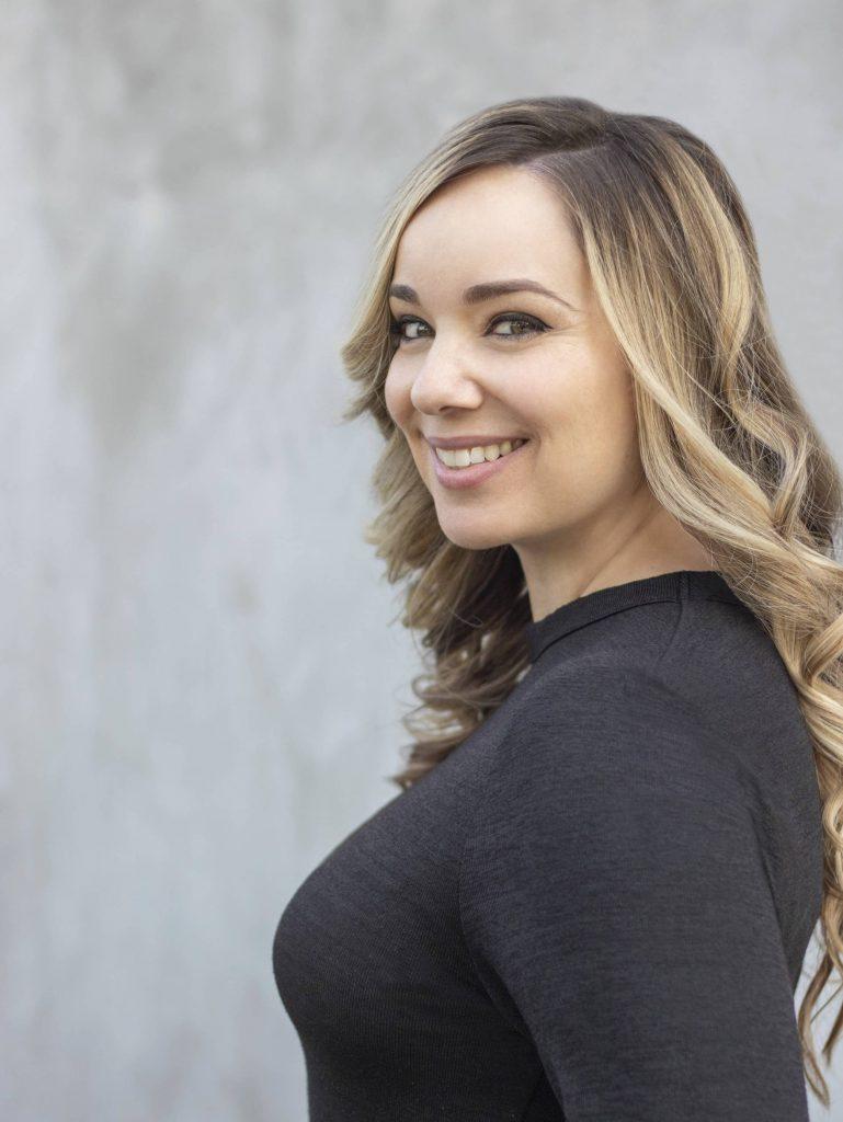 Nicole Simpson Amethys skincare CEO