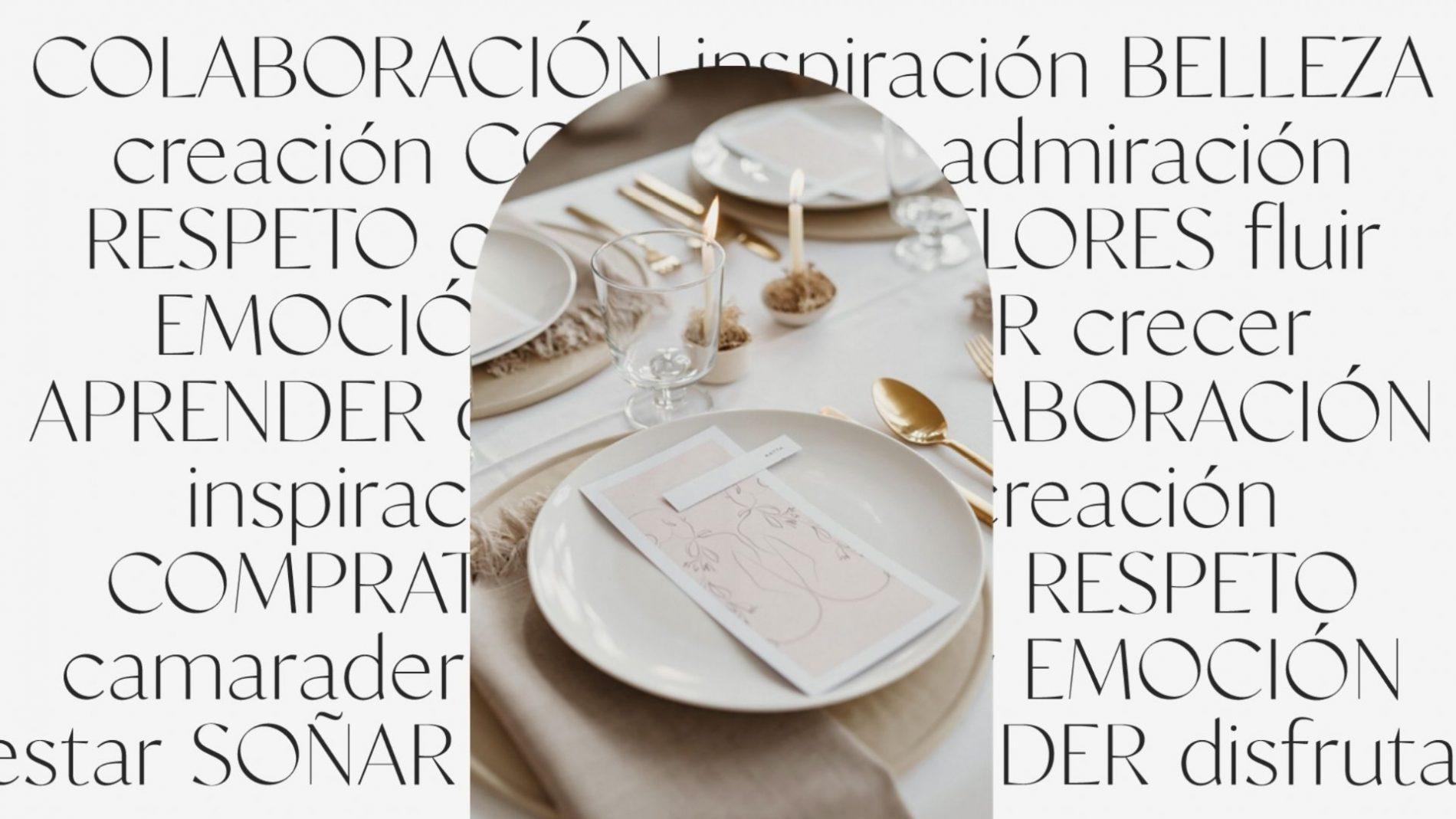 Femmes Creativas event and brand design by The Visual Corner studio