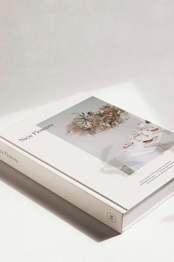 NiceFlowers bespoke brand desing and web by The Visual Corner studio