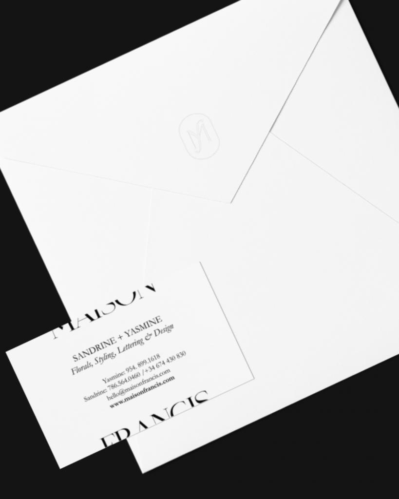 StationeryDesign-Thevisualcorner-MaisonFrancis