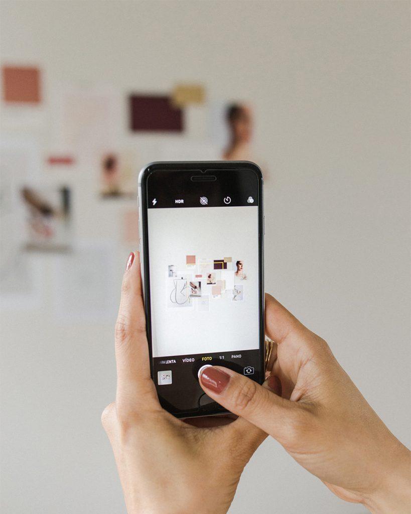 Brand consultancy by The Visual Corner studio