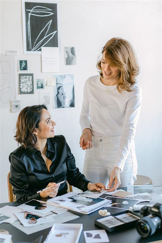 Brand consultancy services by The Visual Corner studio